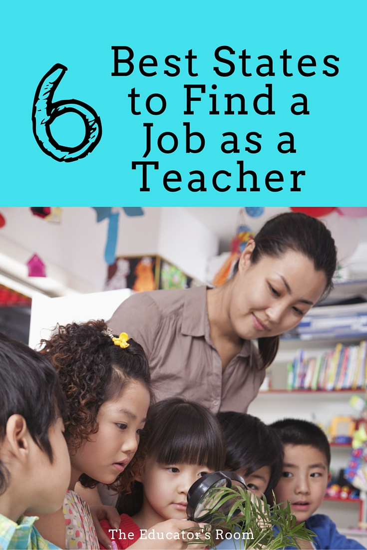 find a job as a teacher
