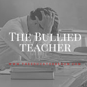 The Bullied Teacher