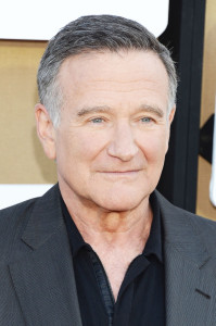 Robin Williams, 1951-2014 (Photo by Jason Kempin/Getty Images)