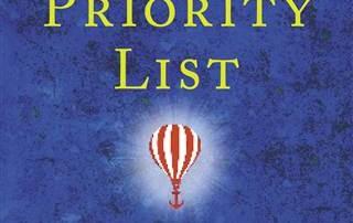 The Priority List, by David Menasche