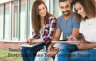 make teachers happy