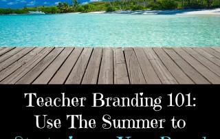 Teacher Branding