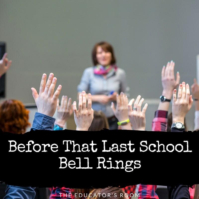 Last Bell Rings