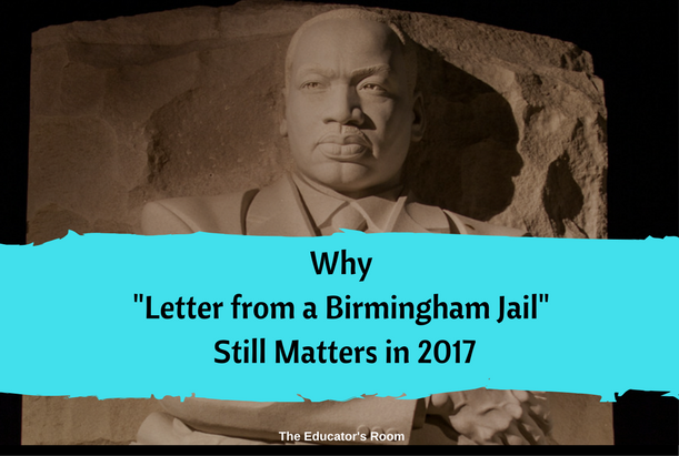 a letter from a birmingham jail home the educators room 20326 | Letter from a Birmingham Jail