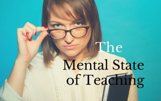 mental state of teaching