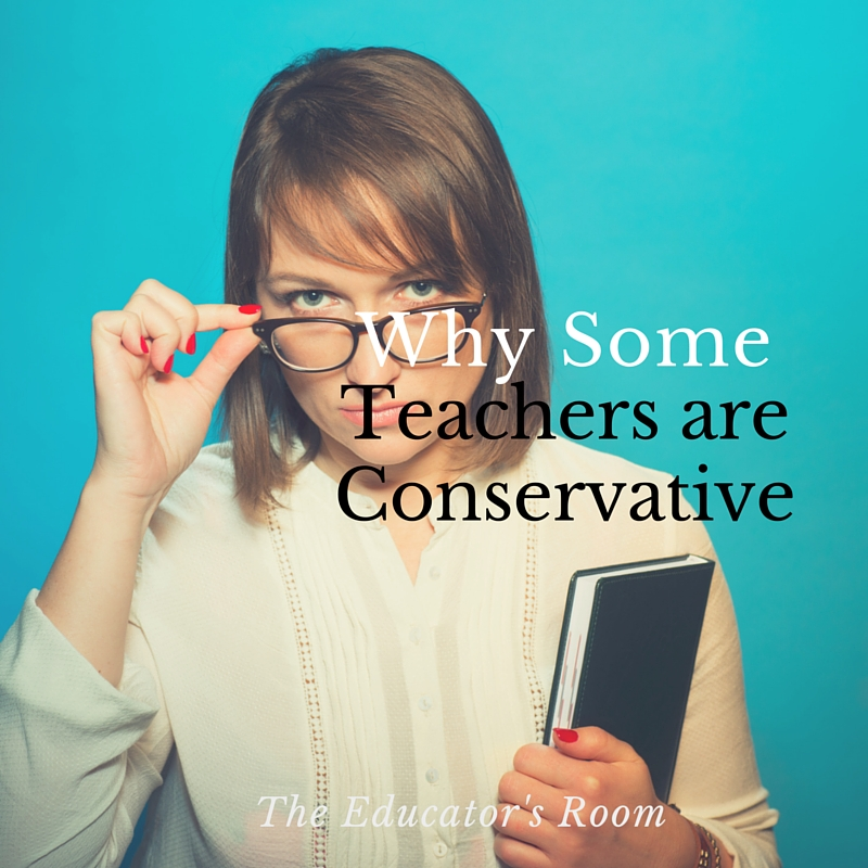 conservative teachers