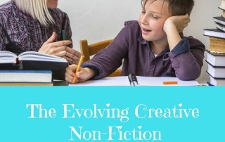 The Evolving Creative Non-Fiction