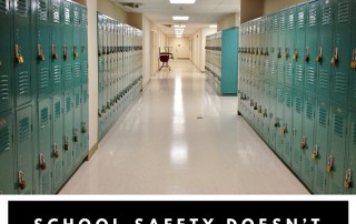 School Safety Doesn't Mean What You Think