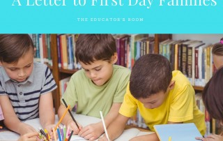 first day families