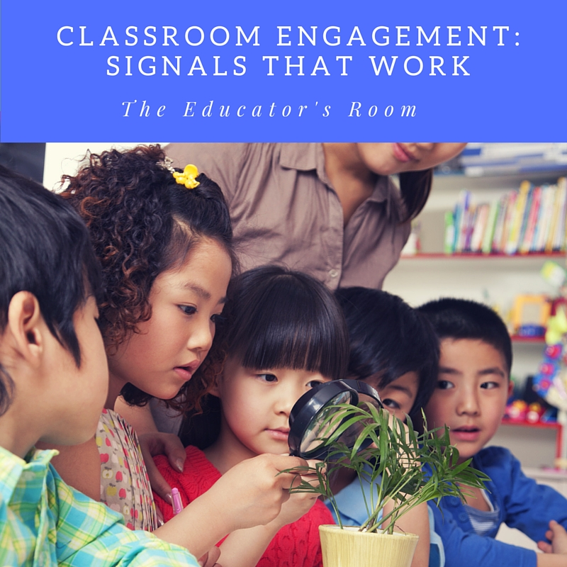Classroom Engagment