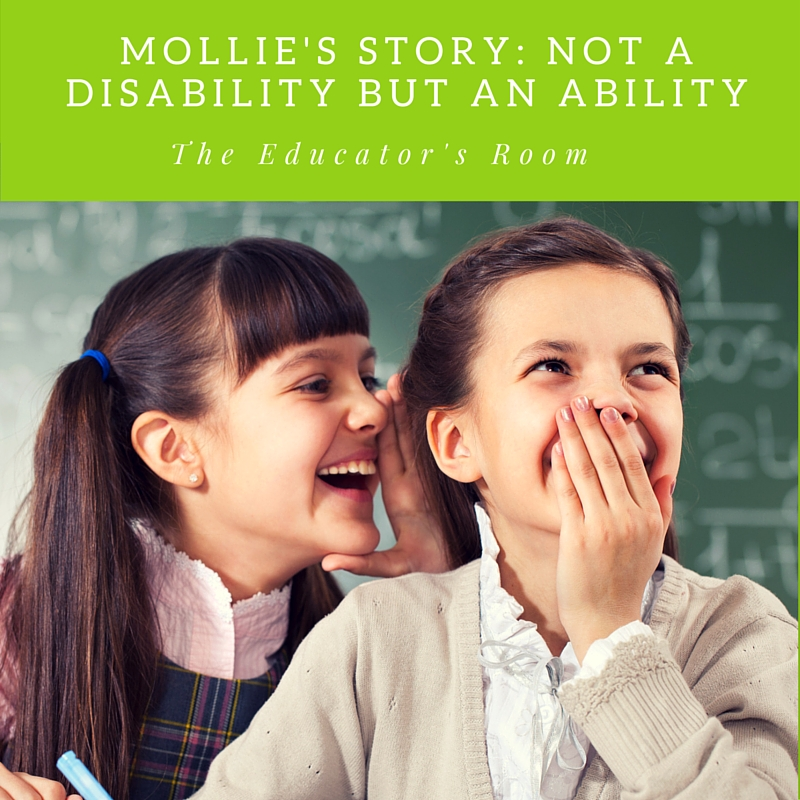 Mollie's Story_ Not a Disability But an Ability