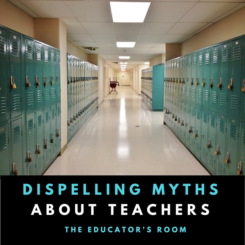 myths about teachers