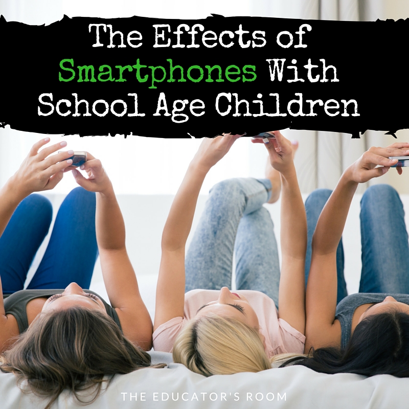 impact of smartphones on children When to allow children a smartphone has become among the most  allow  parents, in effect, to monitor and limit screen time until age 13,.