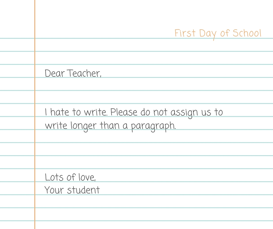 How Do I Teach My Students To Write Better-