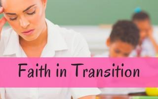 Faith in Transition