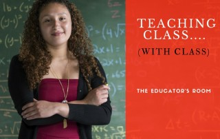 Teaching Class with Class
