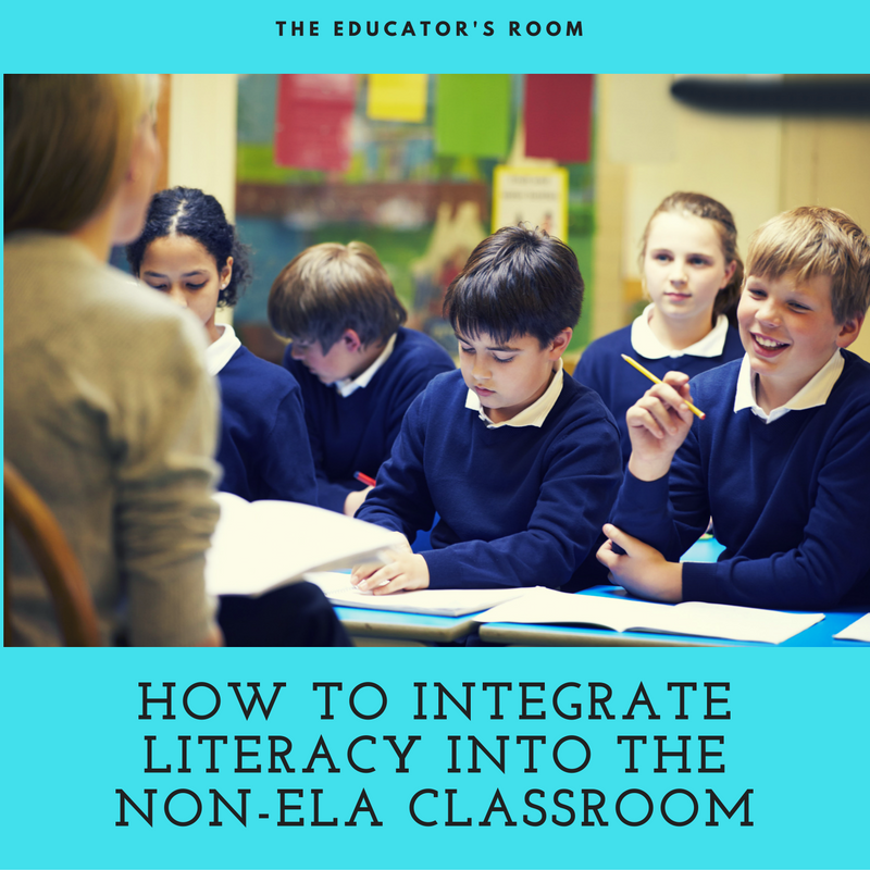 how-to-integrate-literacy-into-non-ela-classroom