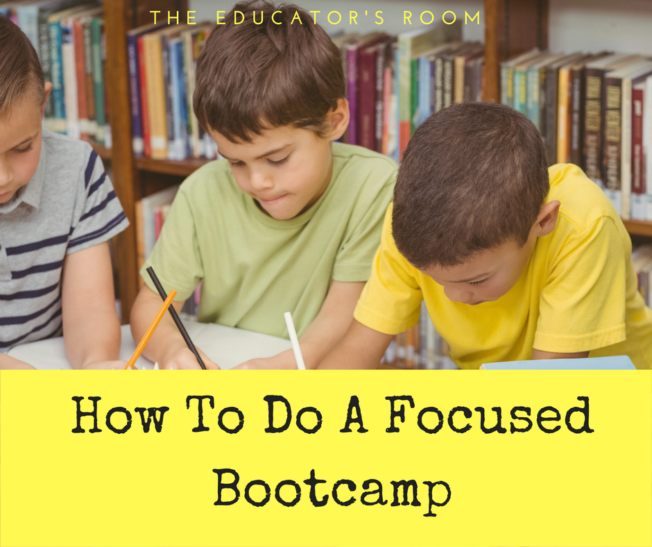 how-to-do-a-focused-bootcamp