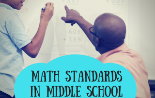 Math Standards in Middle School