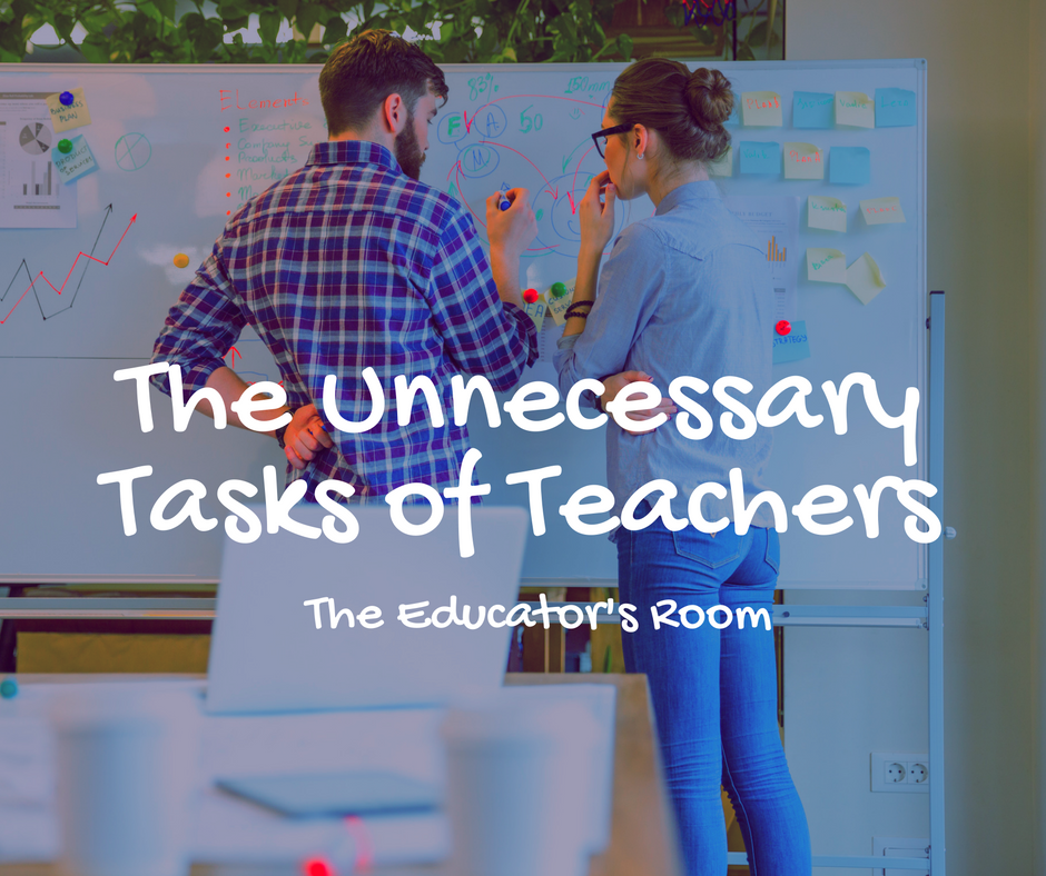 unnecessary tasks