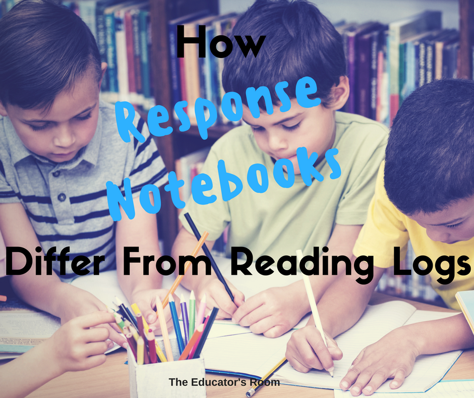 how-response-notebooks-differ-from-reading-logs