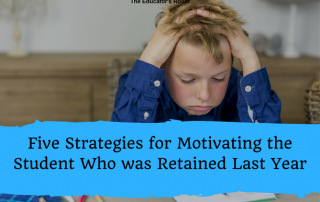 5 Strategies for Motivating Retained Student (1)