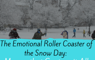 Emotional Roller Coaster of Snow Day (1)