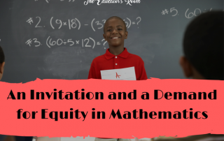 Equity in Mathematics