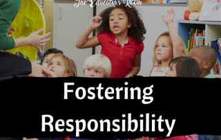 Fostering Responsibility