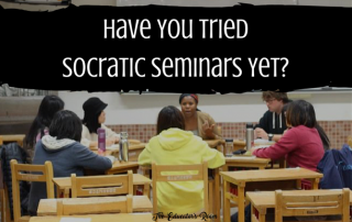 Have you tried Socratic Seminars