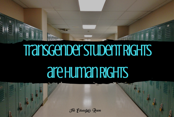 Transgender Student Rights are Human Rights