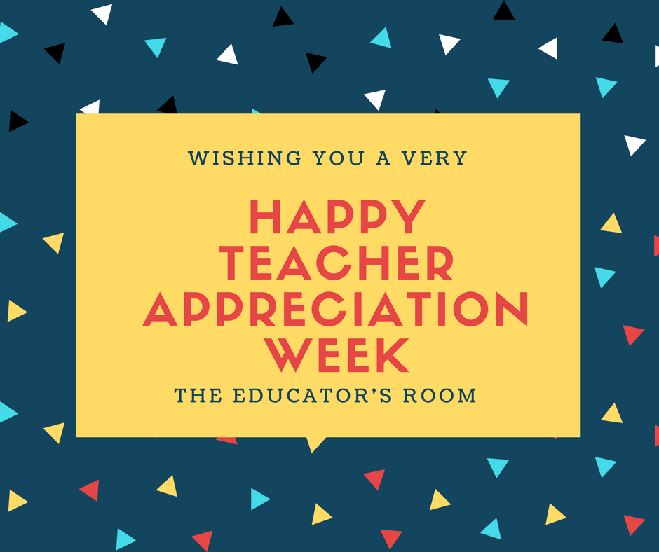Teacher appreciation week the educators room yet its beyond nice to be honored twice when there are free pints of beer sources gobanking southern savers and teacher pop sciox Images