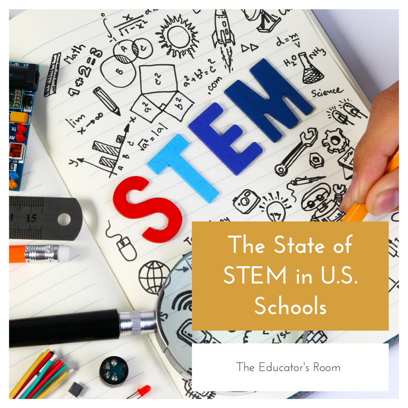 Stem School Eugene Oregon: The State Of STEM In U.S. Schools