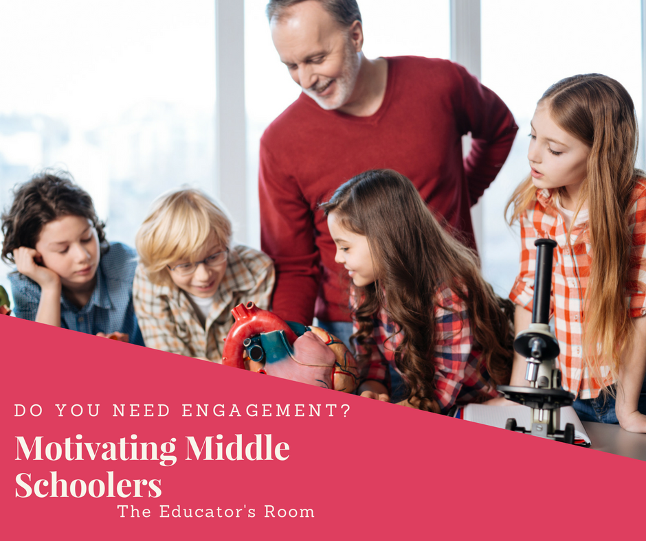"""motivating middle school boys Focus on: identifying and motivating underachievers """"you can lead a horse to water, but you can't make it drink"""" why do some students turn in quality work."""