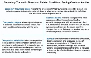 Secondary Traumatic Stress For >> Secondary Trauma And The Teachers That It Affects The Educators Room