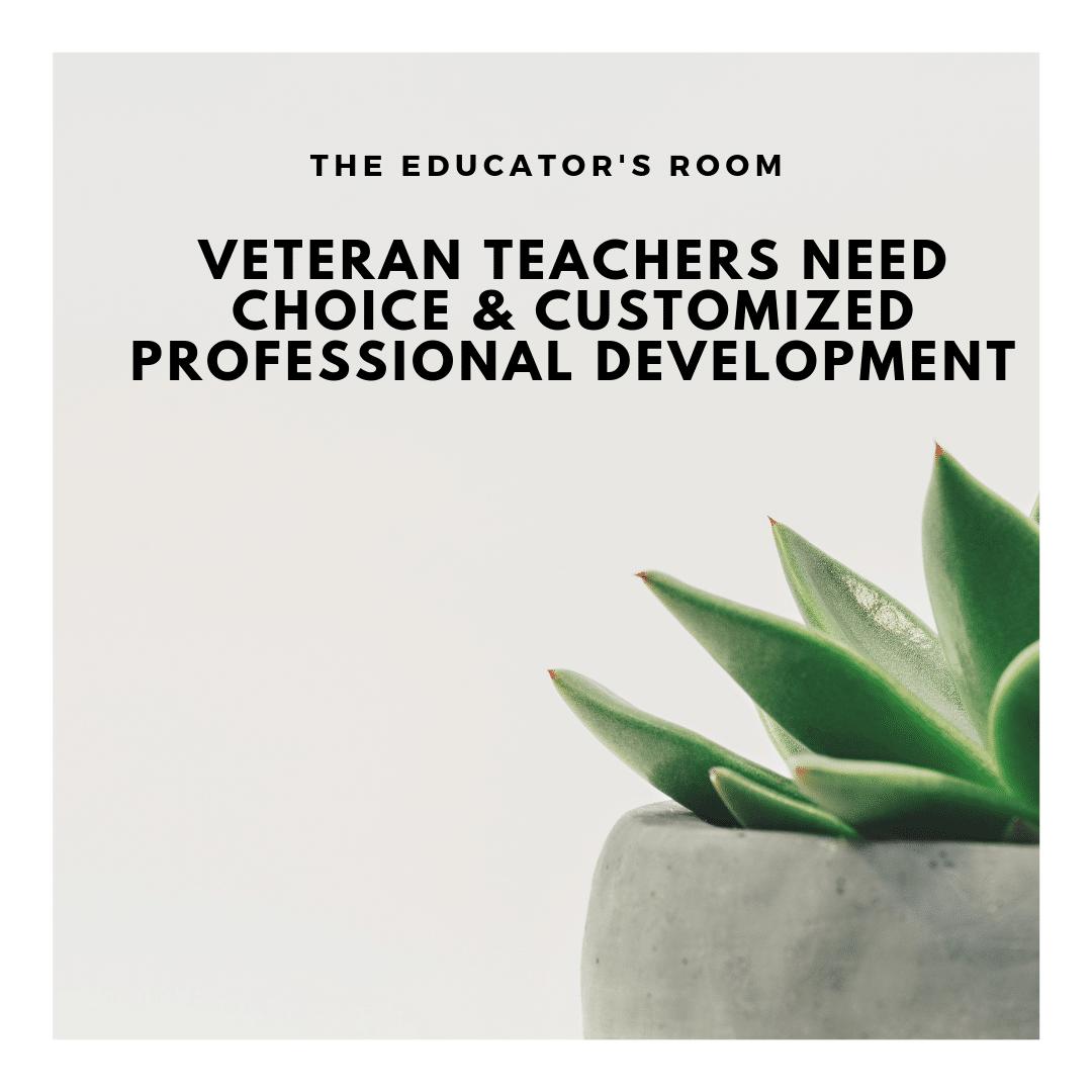veteran teachers