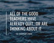 Good Teachers