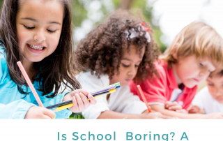 Is School Boring?