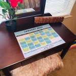 Teacher Self-Care Calendar