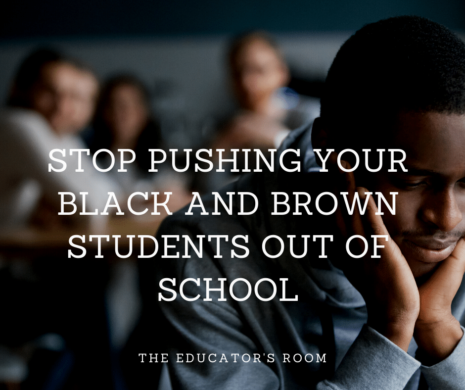 Black and Brown Students