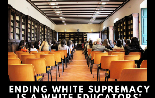 white supermacy