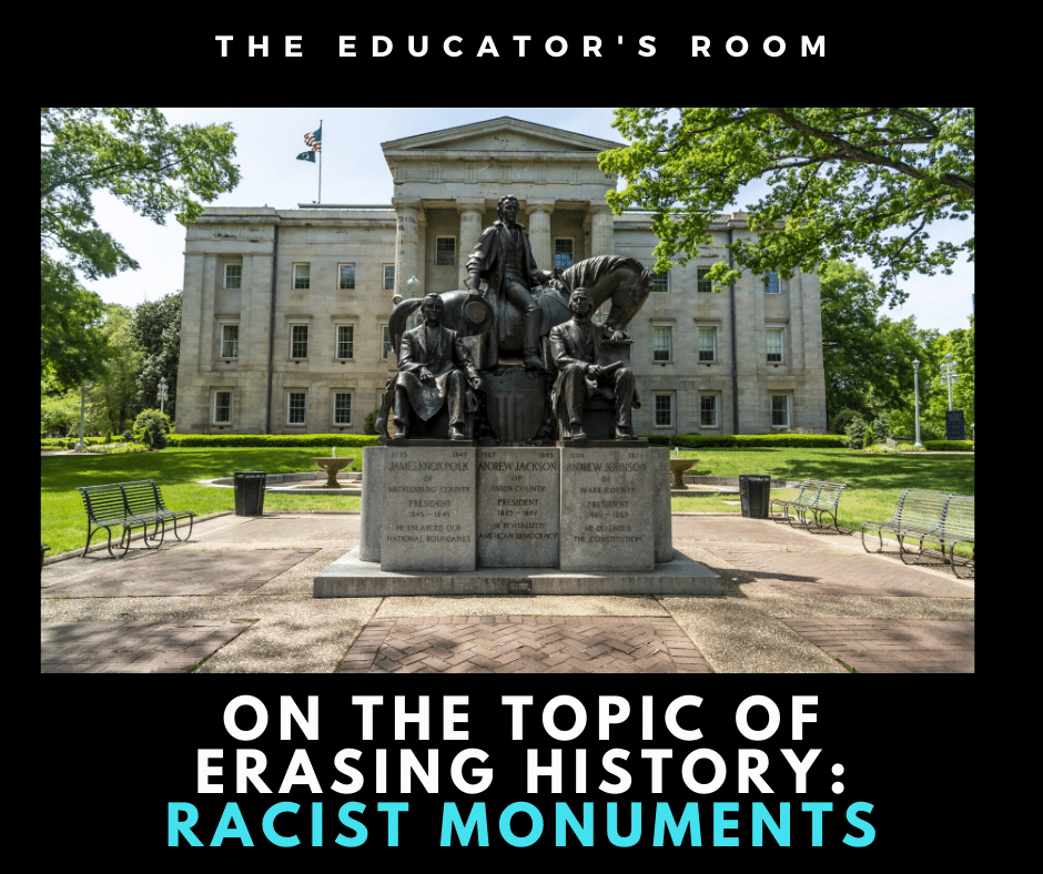 racist monuments