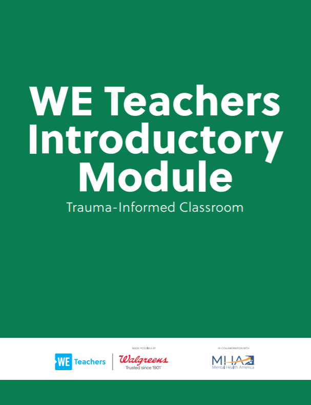 WE Teachers