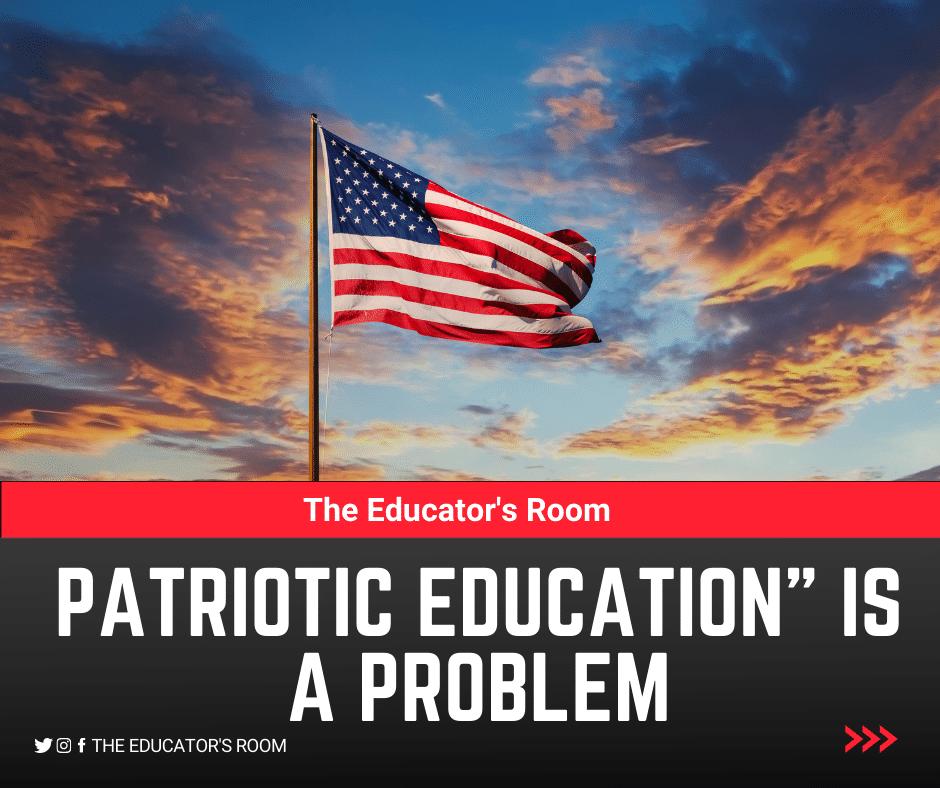 Patriotic Education