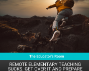 Remote Elementary Teaching