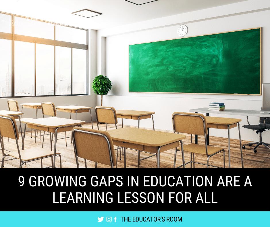 Gaps in Education