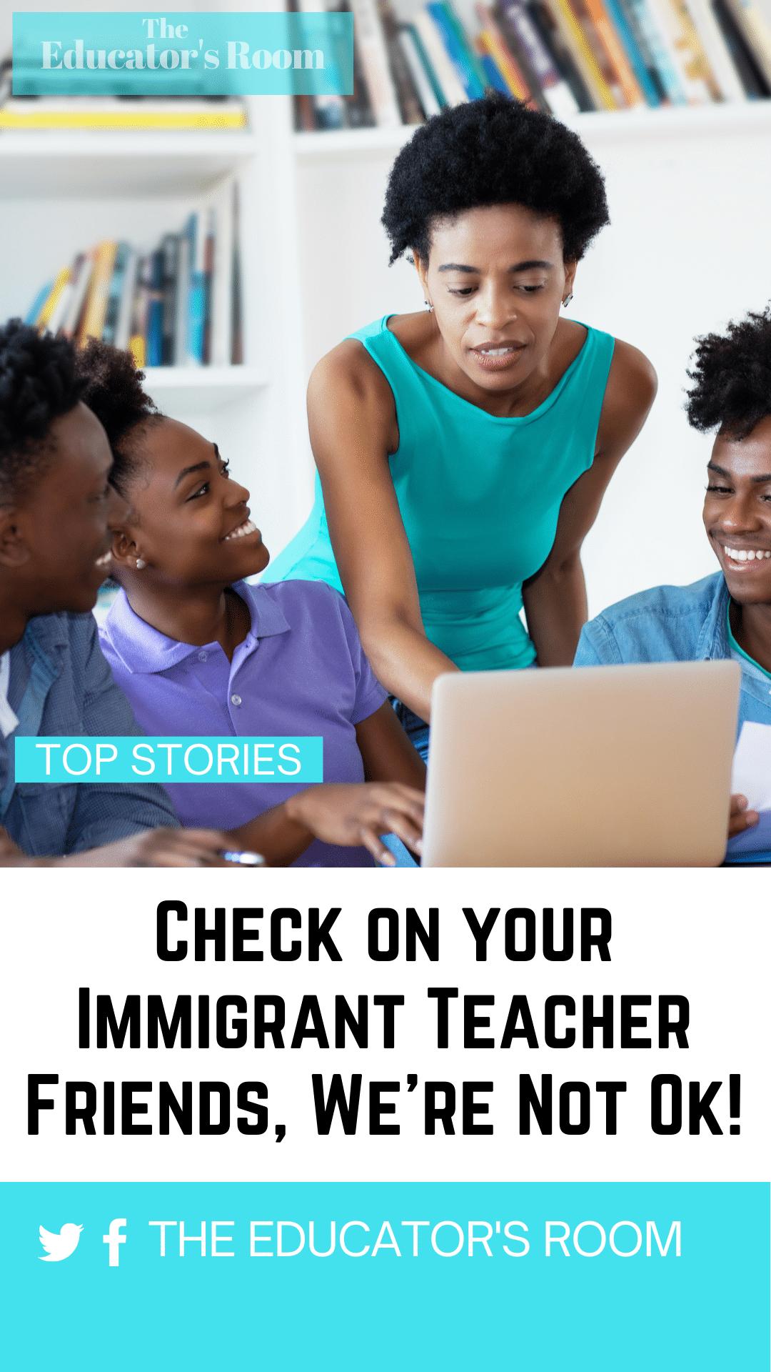 Immigrant Teacher