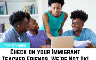Immigrant Teachers
