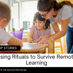 Remote Learning Rituals