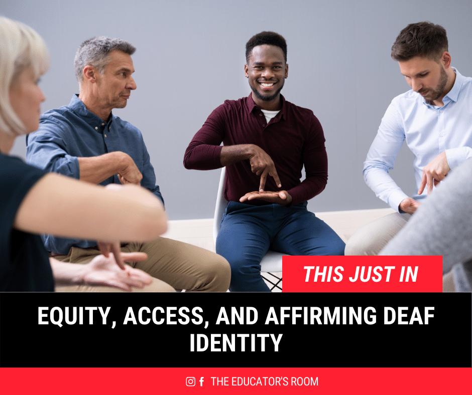Deaf Identity